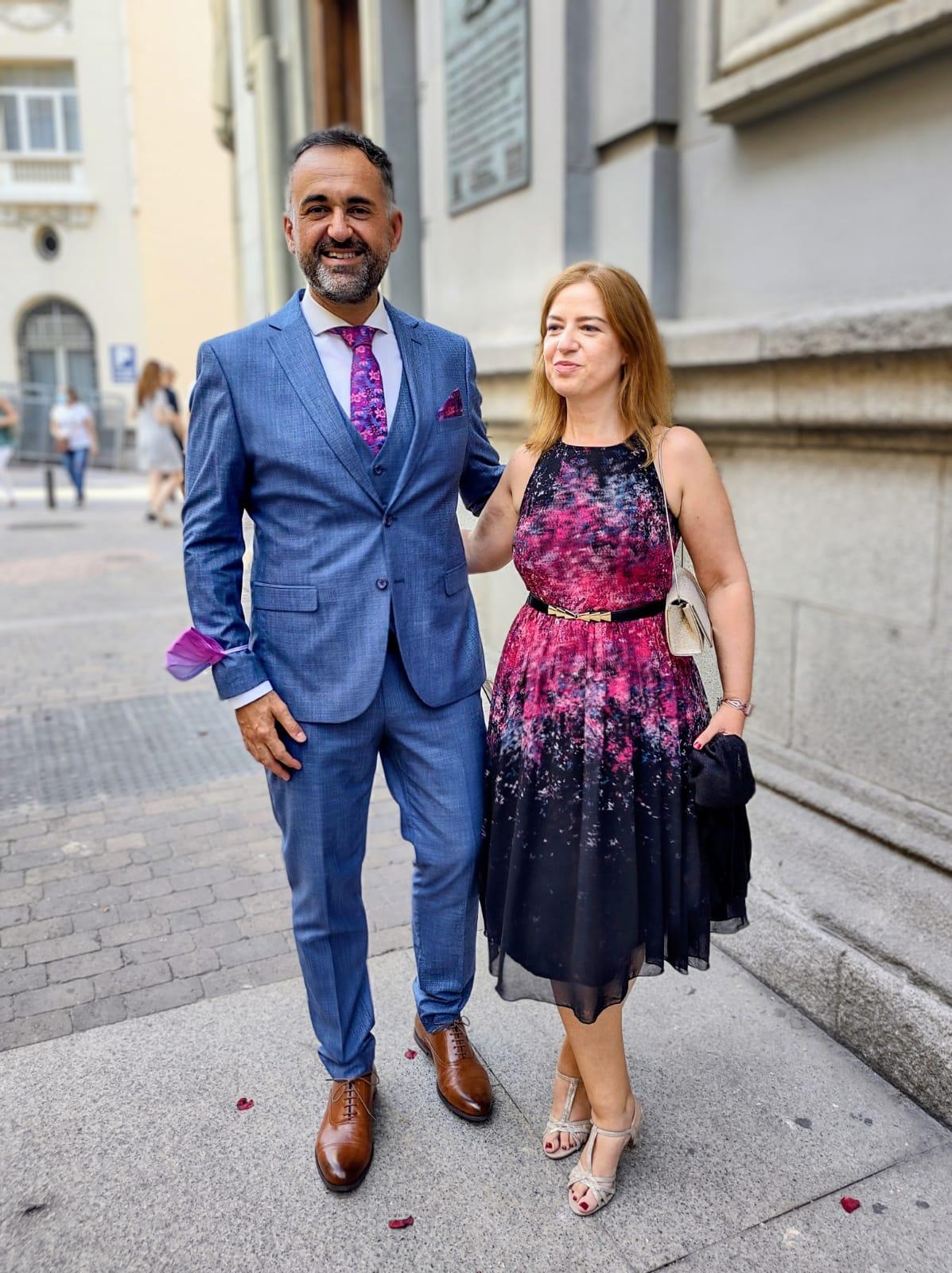 Daniel & Pilar