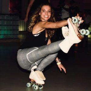 Rollerskating Hoofddorp Saskia Jungen